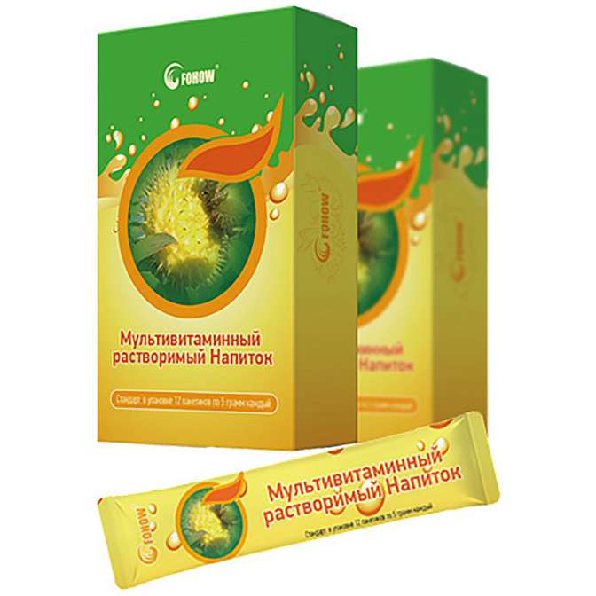 Мультивинаминный напиток Ци Ли