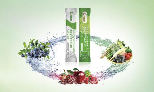 """Купить """"АВС"""" натуральный фруктовый смузи"""