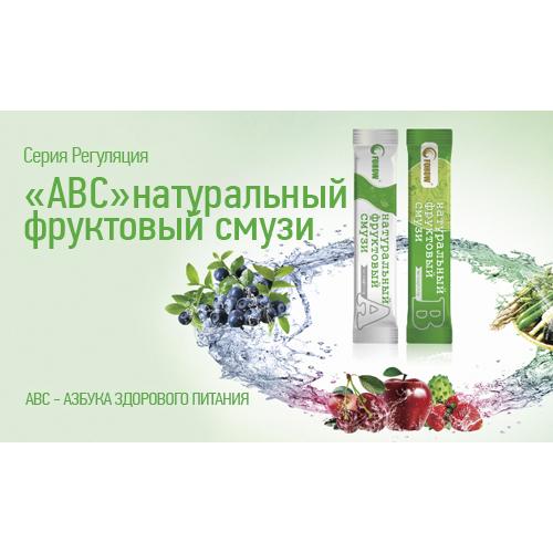 """""""АВС"""" натуральный фруктовый смузи"""