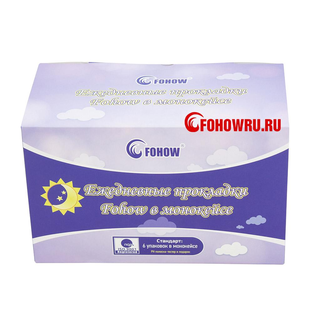 Гигиенические прокладки Fohow